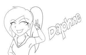 Daphne Jackson by Marathonlover