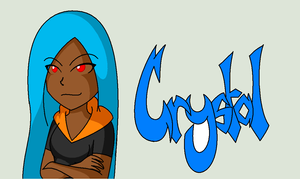 Crystal Iceson (Colored) by Marathonlover
