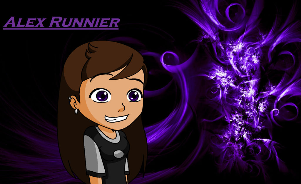 MBC Character: Alex Runnier by Marathonlover