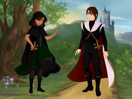 Disney Stoicshipping by Marathonlover