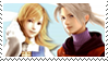Luneth x Refia Stamp by Sasurina