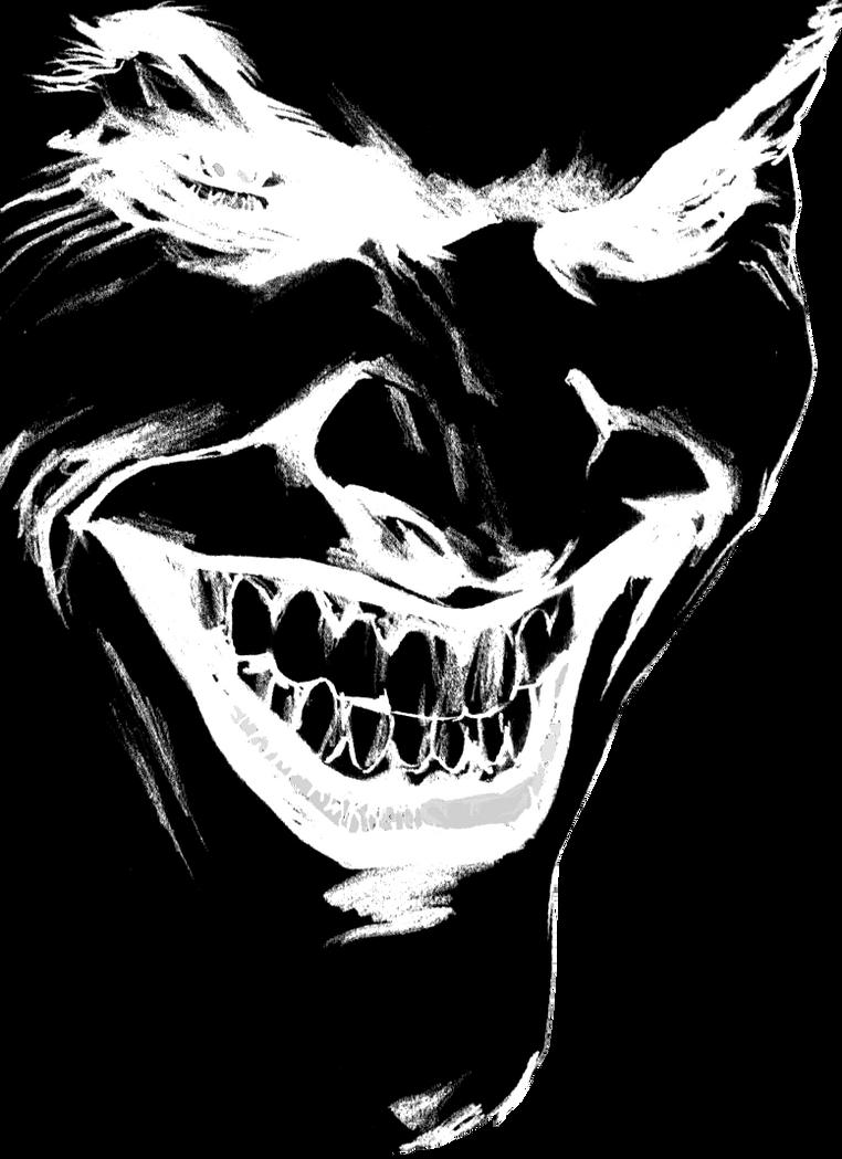 Black joker icon by slamiticon