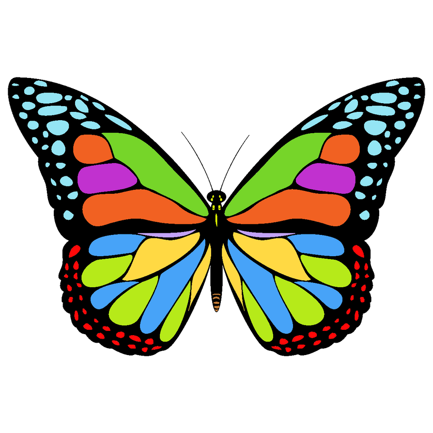 butterfly icon by slamiticon on deviantart butterfly clipart png images butterfly cartoon clipart png