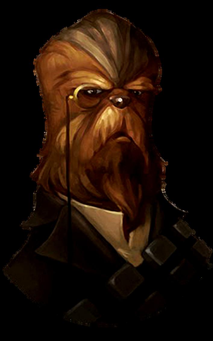 Old Fashion Chewbacca Icon By Slamiticon On Deviantart