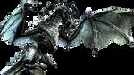 Skyrim dragon icon