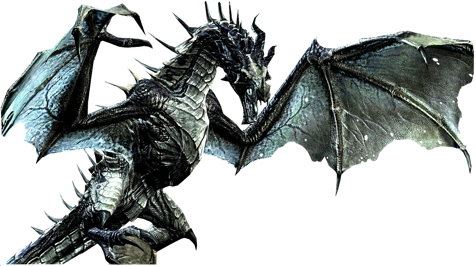 Skyrim Dragon: Why Can't We Have A 6 Limbed Dragon In Movies