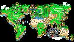 Mario World Map icon