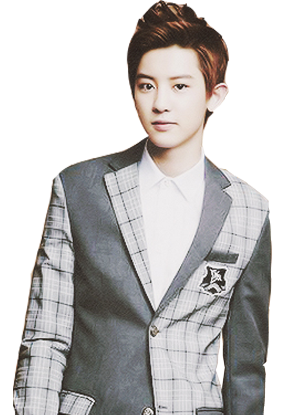 EXO Chanyeol PNG (1) by Jocy12 on DeviantArt