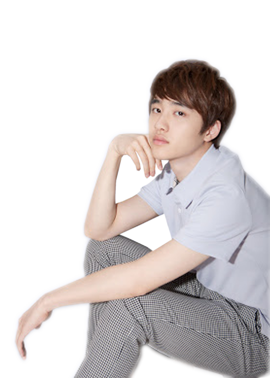 EXO Kyungsoo PNG (1) by Jocy12 on DeviantArt