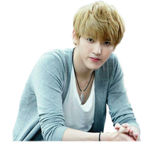 EXO Kris  PNG (1) by Jocy12