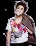 EXO Xiumin PNG (2)