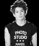 EXO Sehun PNG (3)