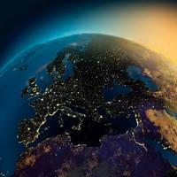 European Continent by GUILHERMEALMEIDA095