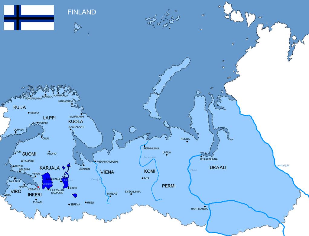 Finnish Empire