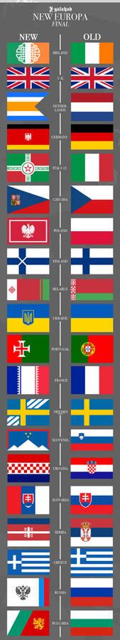 New Europa Final (Flags)