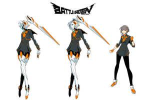 Battle Maiden 1