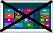 I hate start menu of Windows 8/8.1 by WindowsRigby2000