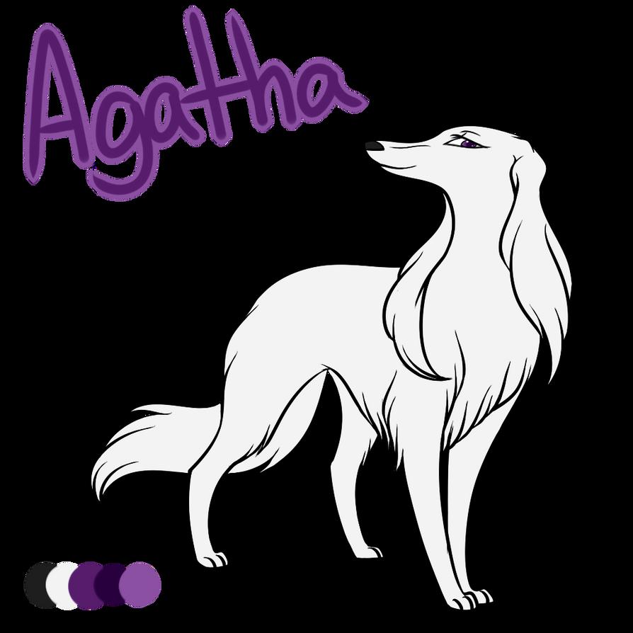 Agatha Ref by Simply-Auburn