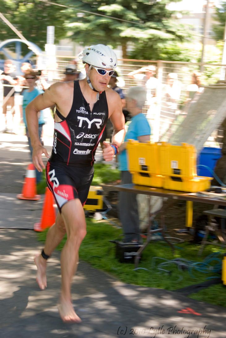 Ironman 2010 Andy Potts by lytle