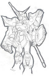 i think this is wufeis gundam by insanejester14