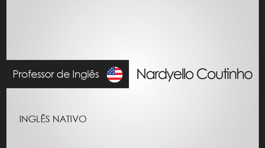 English Teacher Business Card By Nardyello On DeviantArt - Teacher business card template