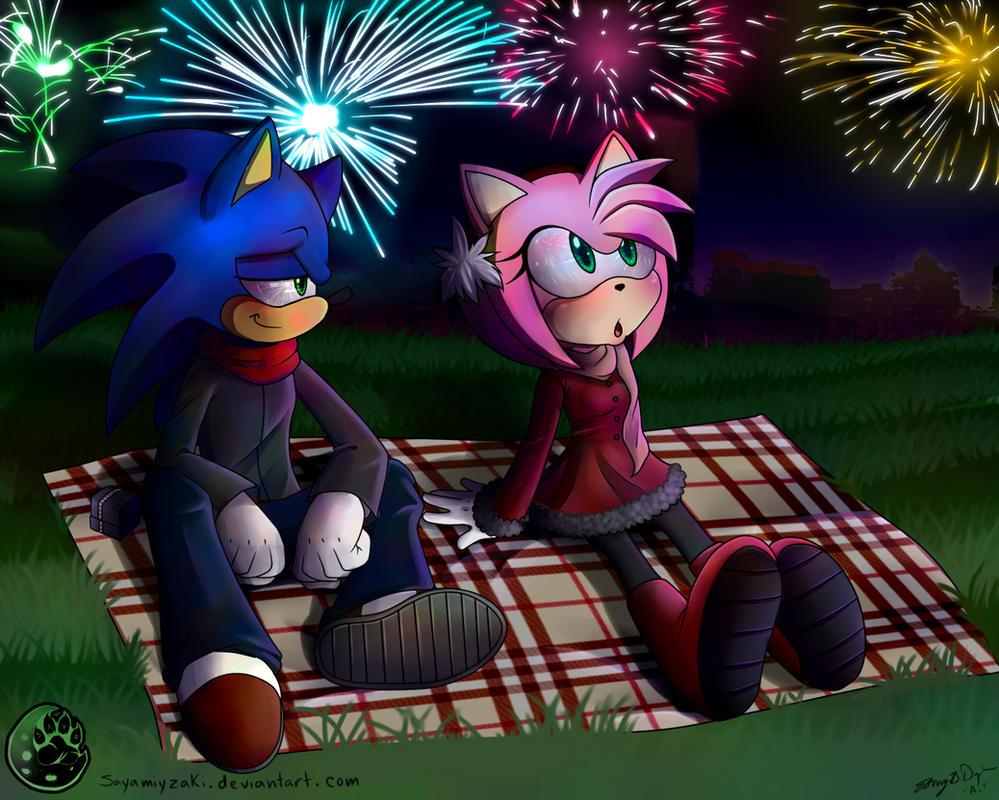 Happy New Years by Sayamiyazaki