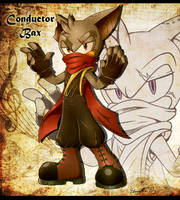 Conductor Bax by Sayamiyazaki