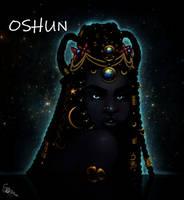 Oshun goddess