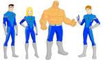Fantastic-4 Powers