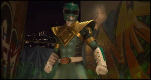 Green Power Ranger - Tommy