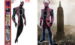 Galactus redesign and his size scale