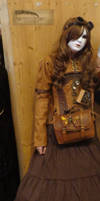 Steampunk Doll : Madeleine by Rouages-et-Creations