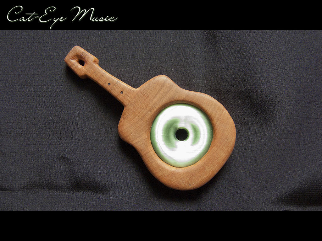 Cat-Eye Music by Squirrel-slayer