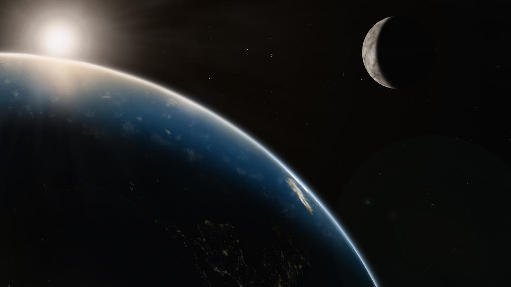 Earth by Squirrel-slayer