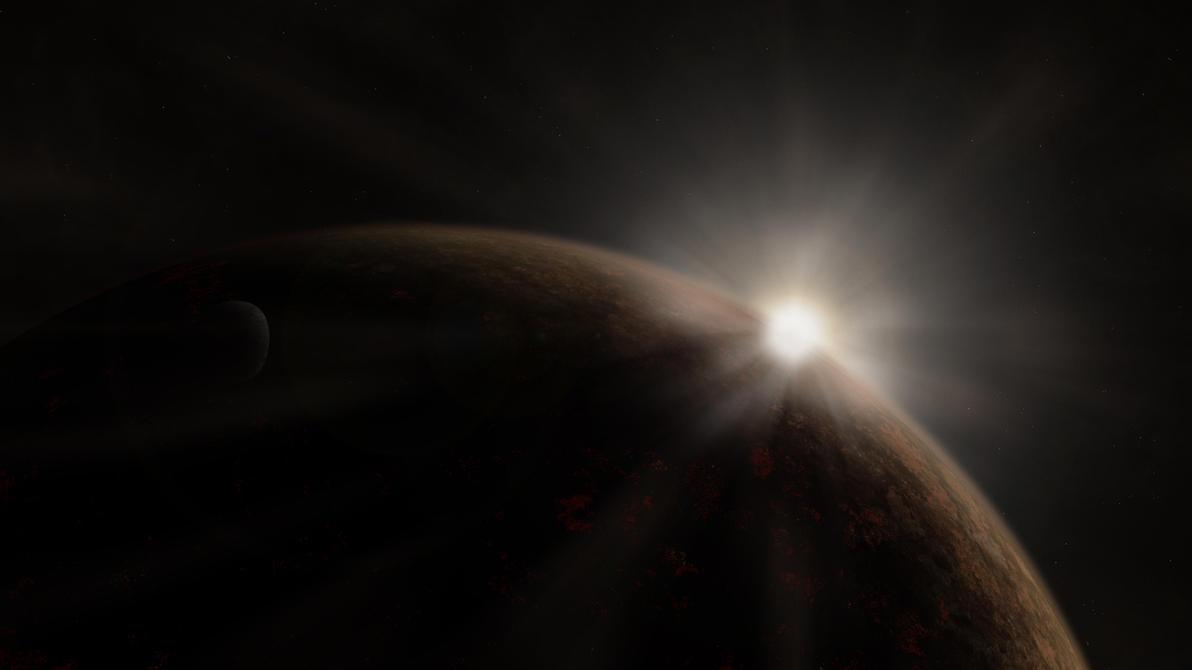 Mars by Squirrel-slayer
