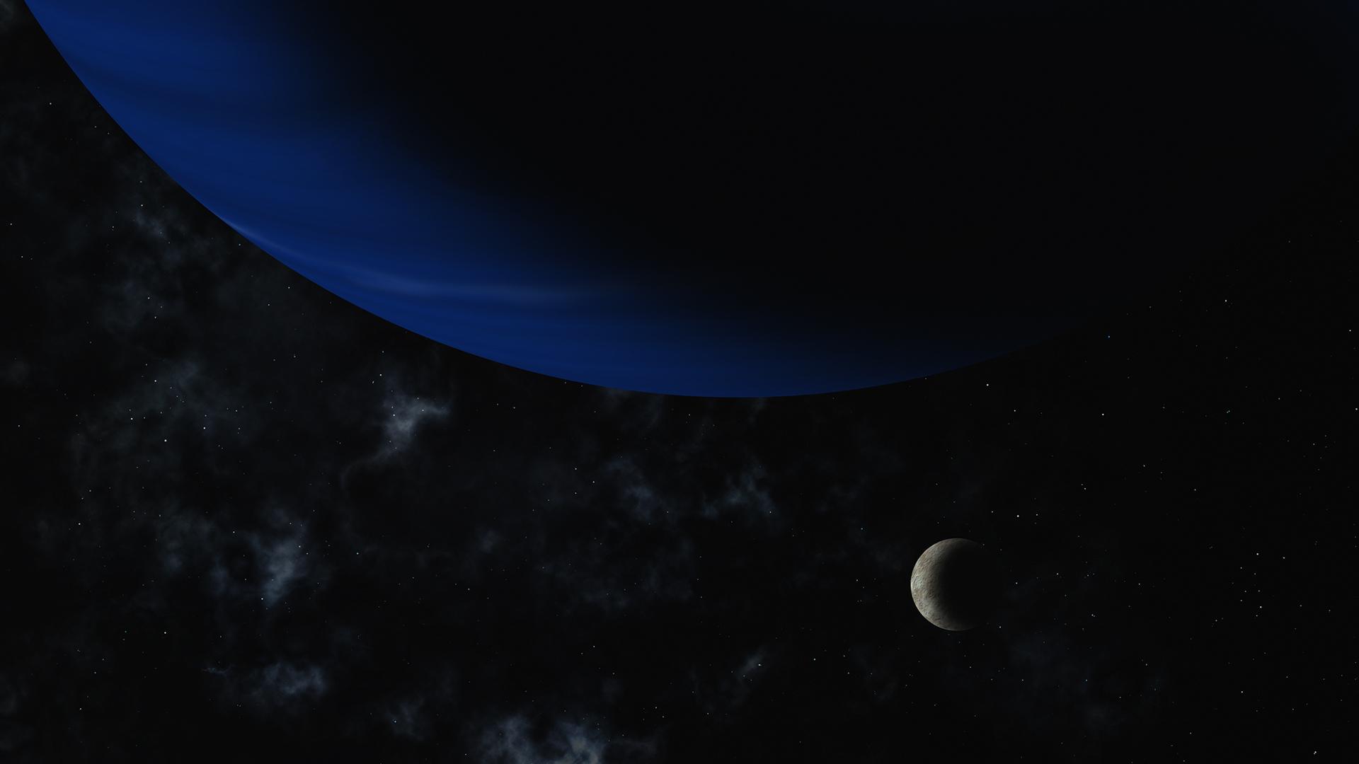Neptune by Squirrel-slayer