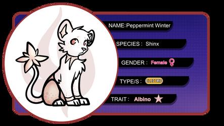 [SL] Peppermint Winter App