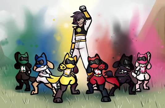 [SL] Riolu Rangers: Power Pups