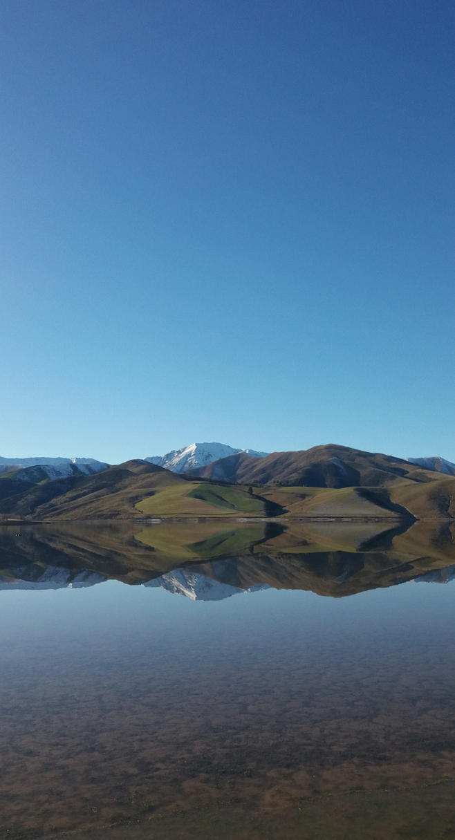 Lake Opua, Reflection by caretakerwilly