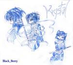 blue krystal