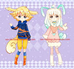 Adorable Kemonomimi Adoptables[OPEN] Points-Paypal