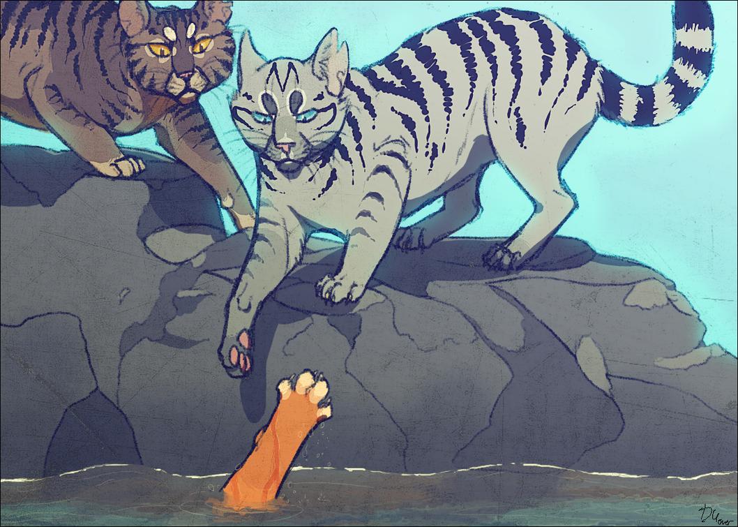 Warrior Cats Longtail X Reader Lemon