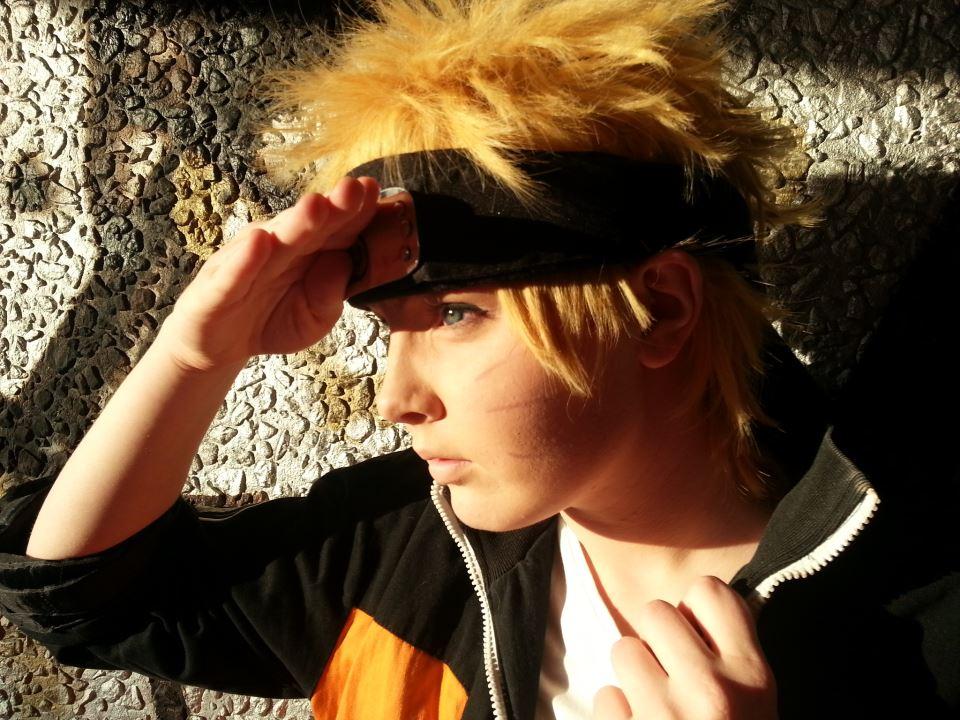 I spy with my ninja eye by ShippoKawaii
