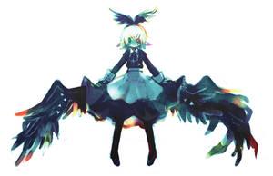 Angel by erurich