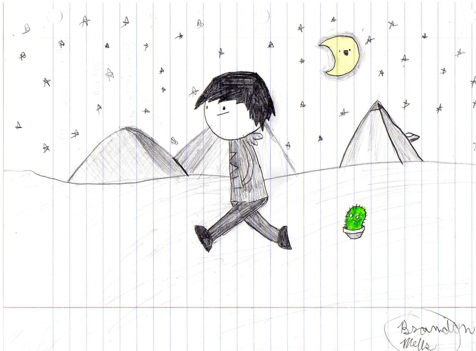 random drawing 2 by acfan120 on deviantart