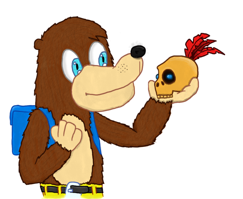 Alas, poor Mumbo! I knew him, Kazooie. by ACFan120