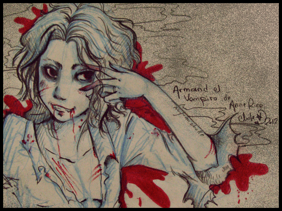 Armand el vampiro by My-Michelle on DeviantArt