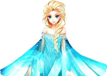 Elsa by pustakkeramzytowy