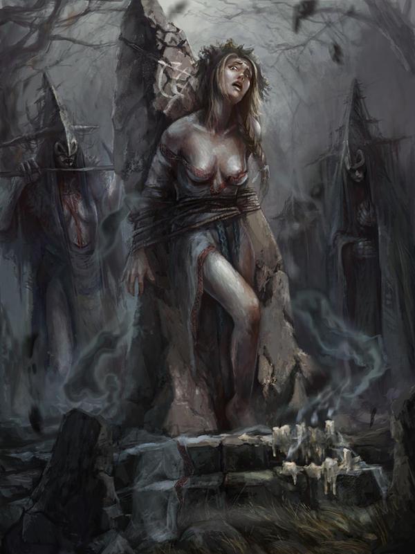 Ritual by cremia