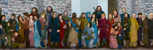 Game of Thrones Colours